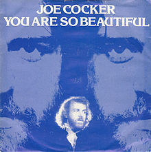 Joe Cocker - You Are So Beautiful 1974