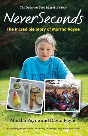 neverSeconds by Martha Payne and David Payne