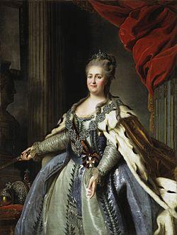 יקטרינה הגדולה, 1770