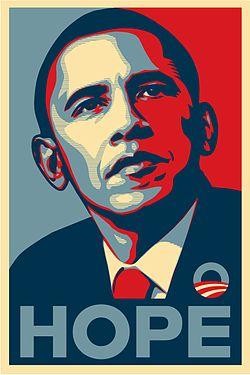 כרזת התקווה של אובמה